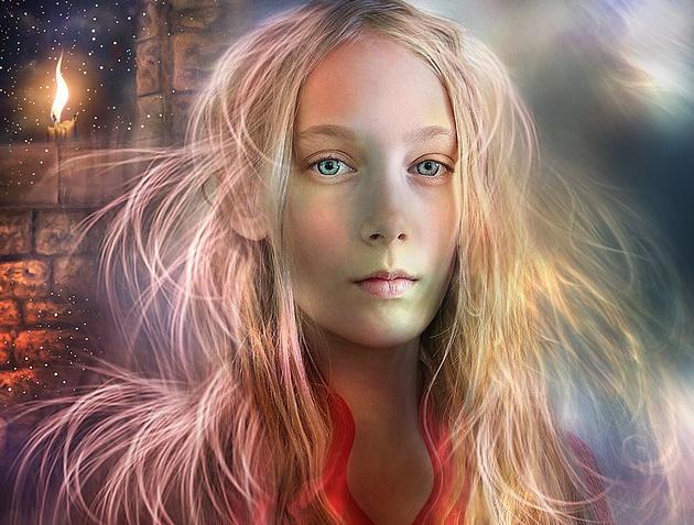 La fée aux yeux bleus dans CONTES-LEGENDES & MYTHOLOGIE : 1103131059581066577807445
