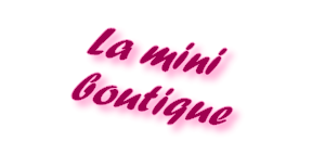 La mini boutique. 1103140826401020287819011