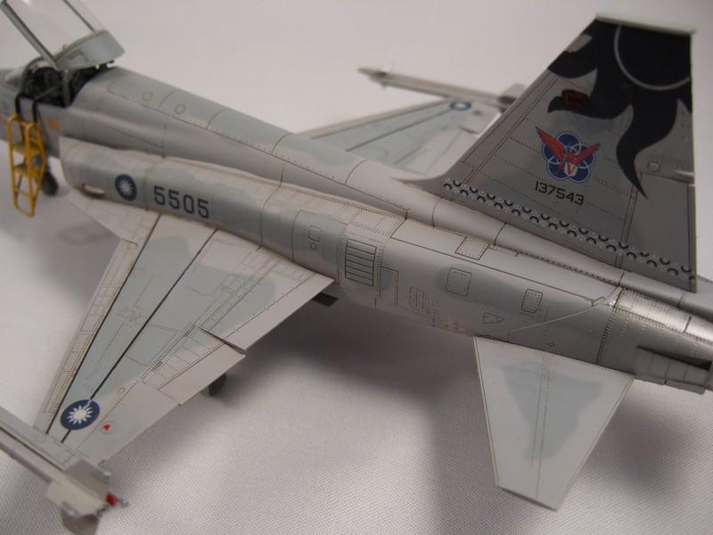 Northrop RF-5E Tigereye  AFV club 110316110016776117830028
