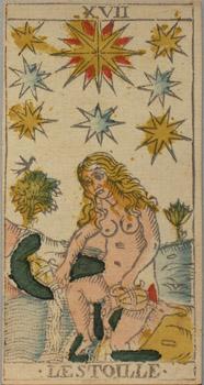 "etoile - La carte du tarot ""L'Etoile"" 110317011632777137832350"