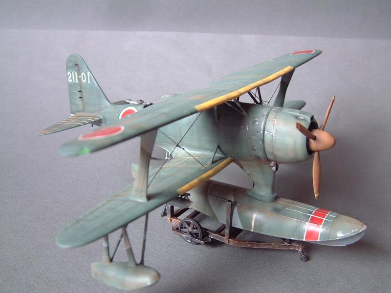 [Hasegawa] Mitsubishi F1M2 (Pete), 1/48e 110319115722476907842466