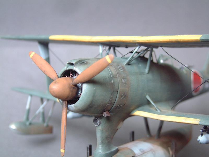 [Hasegawa] Mitsubishi F1M2 (Pete), 1/48e 110319115842476907842473