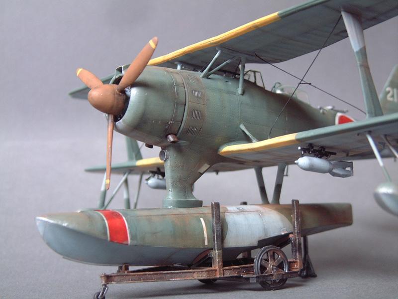 [Hasegawa] Mitsubishi F1M2 (Pete), 1/48e 110319115855476907842474