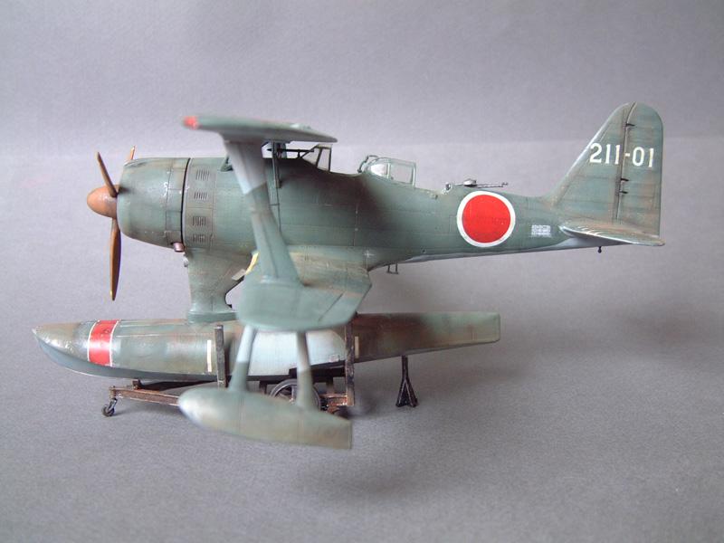 [Hasegawa] Mitsubishi F1M2 (Pete), 1/48e 110319115905476907842476