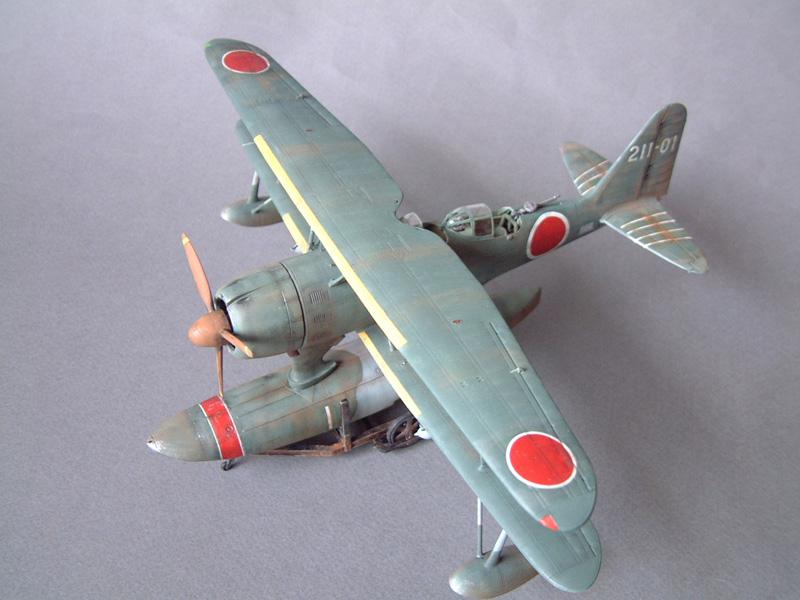 [Hasegawa] Mitsubishi F1M2 (Pete), 1/48e 110319120048476907842487