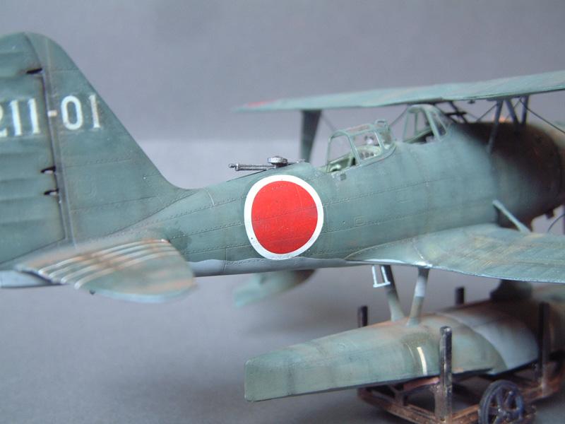 [Hasegawa] Mitsubishi F1M2 (Pete), 1/48e 110319120057476907842488