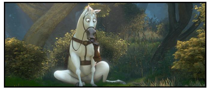Raiponce disney - Maximus cheval raiponce ...