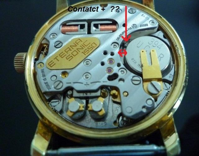 Eterna - Je recherche un horloger-réparateur ? [tome 1] 1103200835211080537853271