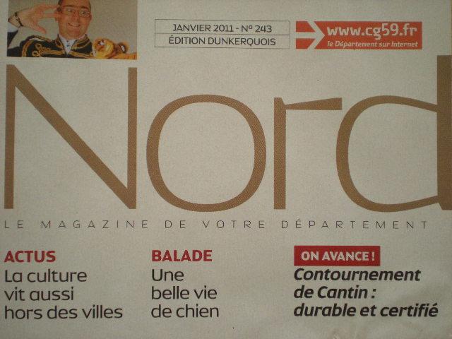 Het tijdschrift van het Département du Nord 110328121532970737895623