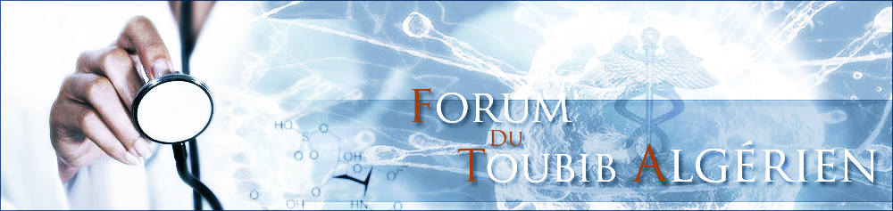 Forum Du Toubib Algérien Index du Forum