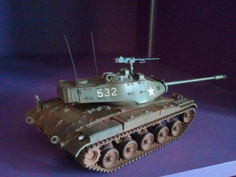 M41 Walker bulldog Tamiya 110331104726972877916852
