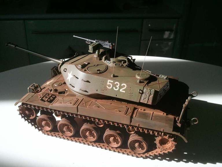 M41 Walker bulldog Tamiya 110331104730972877916853
