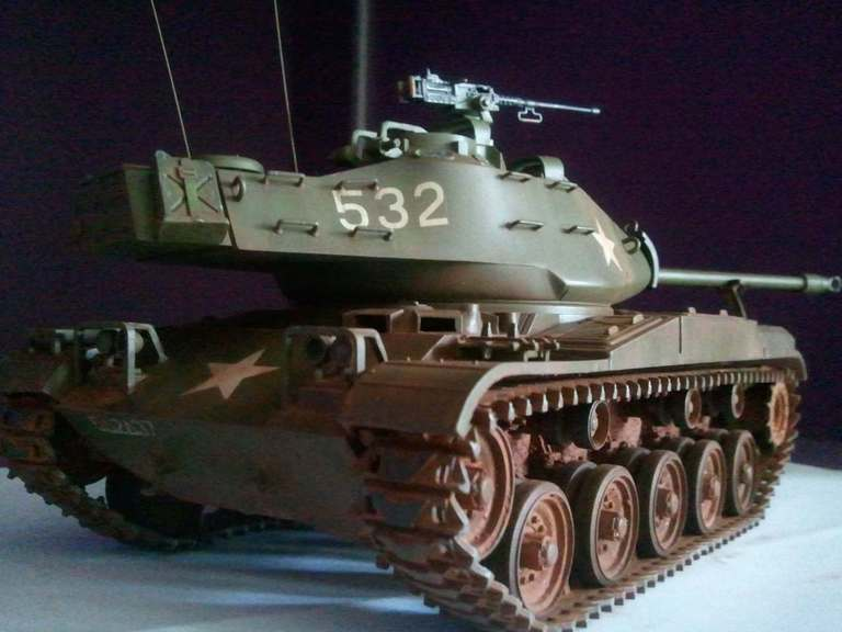 M41 Walker bulldog Tamiya 110331104746972877916862