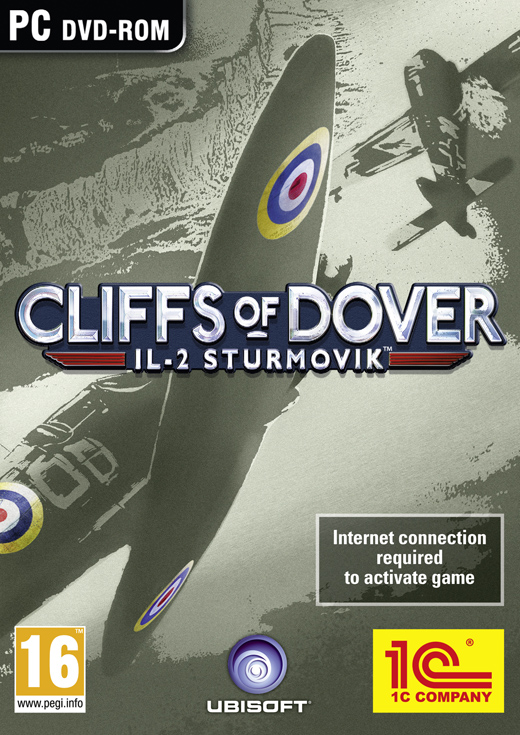IL-2 Sturmovik: Cliffs of Dover Poster