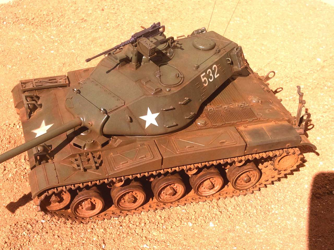 M41 Walker bulldog Tamiya 110402042729972877925041