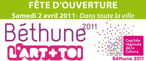 """""""Bethune 2011"""" culturele hoofdstad van Noord-Frankrijk 110402043737970737925063"""