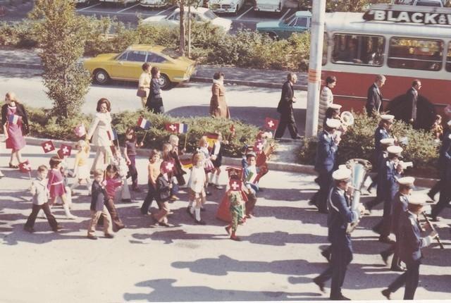 1972 : Inauguration du Lignon 110403083518185827933037