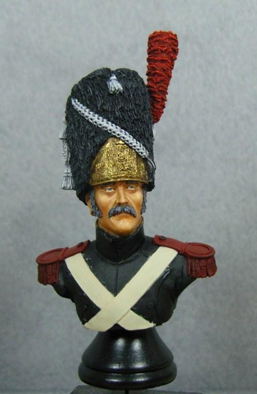 Grenadier de la GI (mini buste Historex) 110404023655699797936577