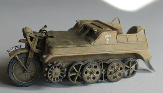 Kettenkrad Dragon 1/35 - Page 3 110404055504667017937796