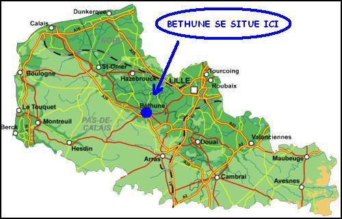 """""""Bethune 2011"""" culturele hoofdstad van Noord-Frankrijk 110404101920970737939832"""