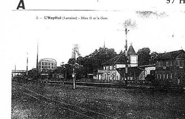 Ancienne gare Lorraine plutôt bien rénovée 1104051117451251407945436