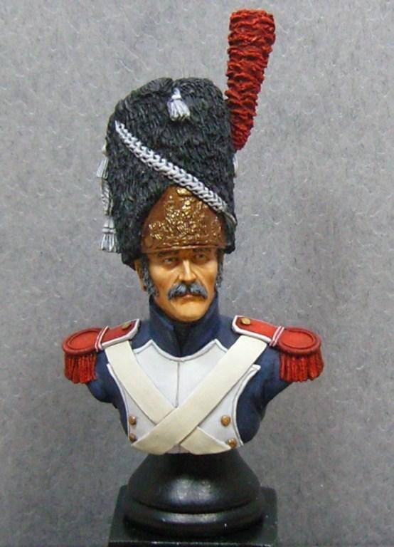 Grenadier de la GI (mini buste Historex) 110409061911699797963711