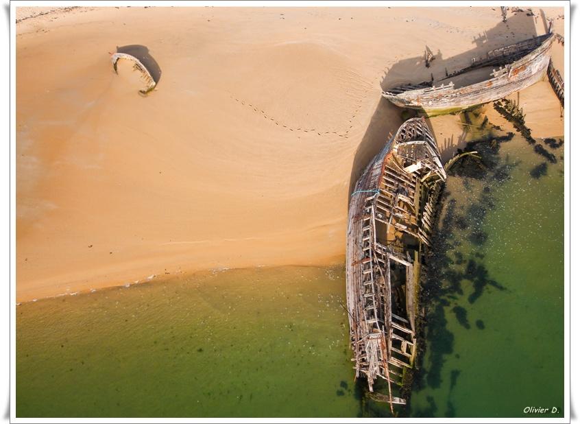un petit panachage de photos aeriennes de Bretagne 110411113555757277976936