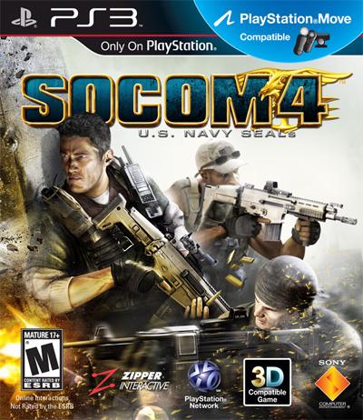 SOCOM 4 Poster