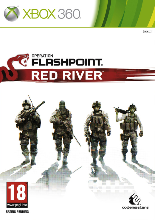 Operation Flashpoint: Red River Poster