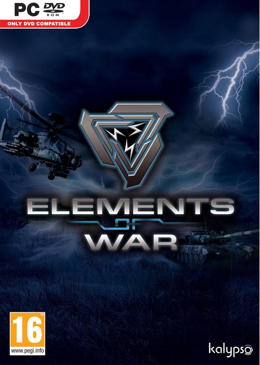 Elements of War Poster