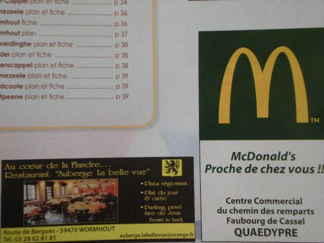 Fastfoodketens in Frans-Vlaanderen  110417073203970738007478