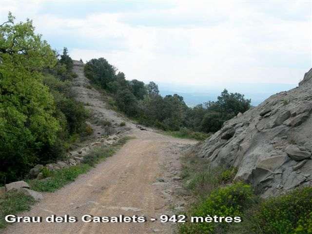 Grau dels Casalets - ES-GI- 942 m