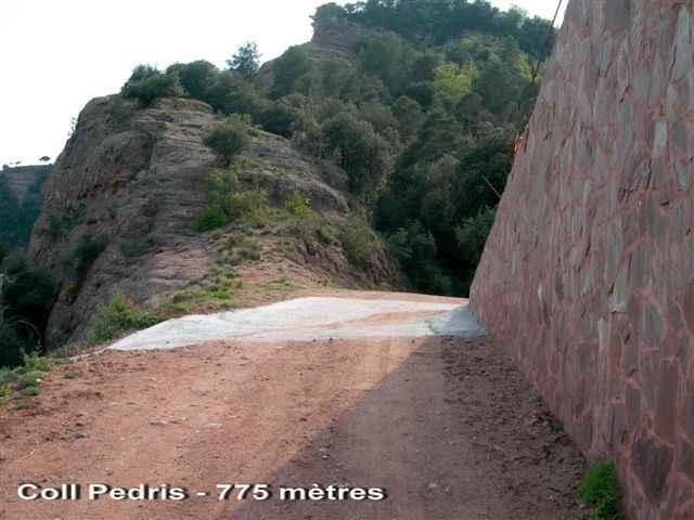 chemin du Collet dels Cortils