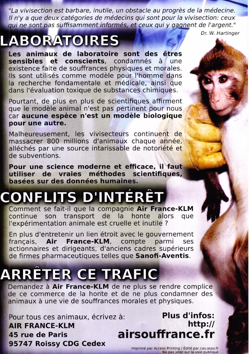 """""""Marche européenne contre la vivisection"""" 23/04/2011 Paris 1104230727151239648042612"""