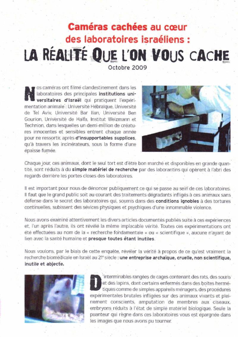 """""""Marche européenne contre la vivisection"""" 23/04/2011 Paris 1104230727181239648042618"""