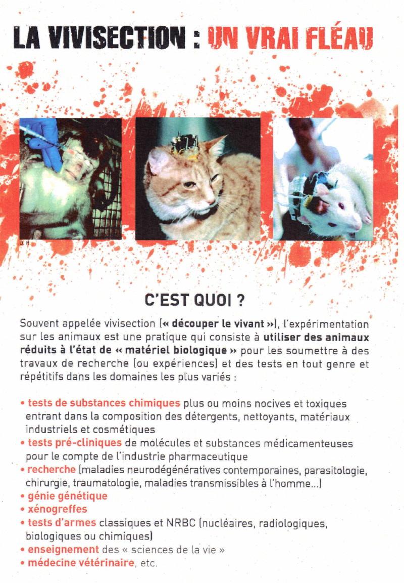"""""""Marche européenne contre la vivisection"""" 23/04/2011 Paris 1104230727191239648042620"""