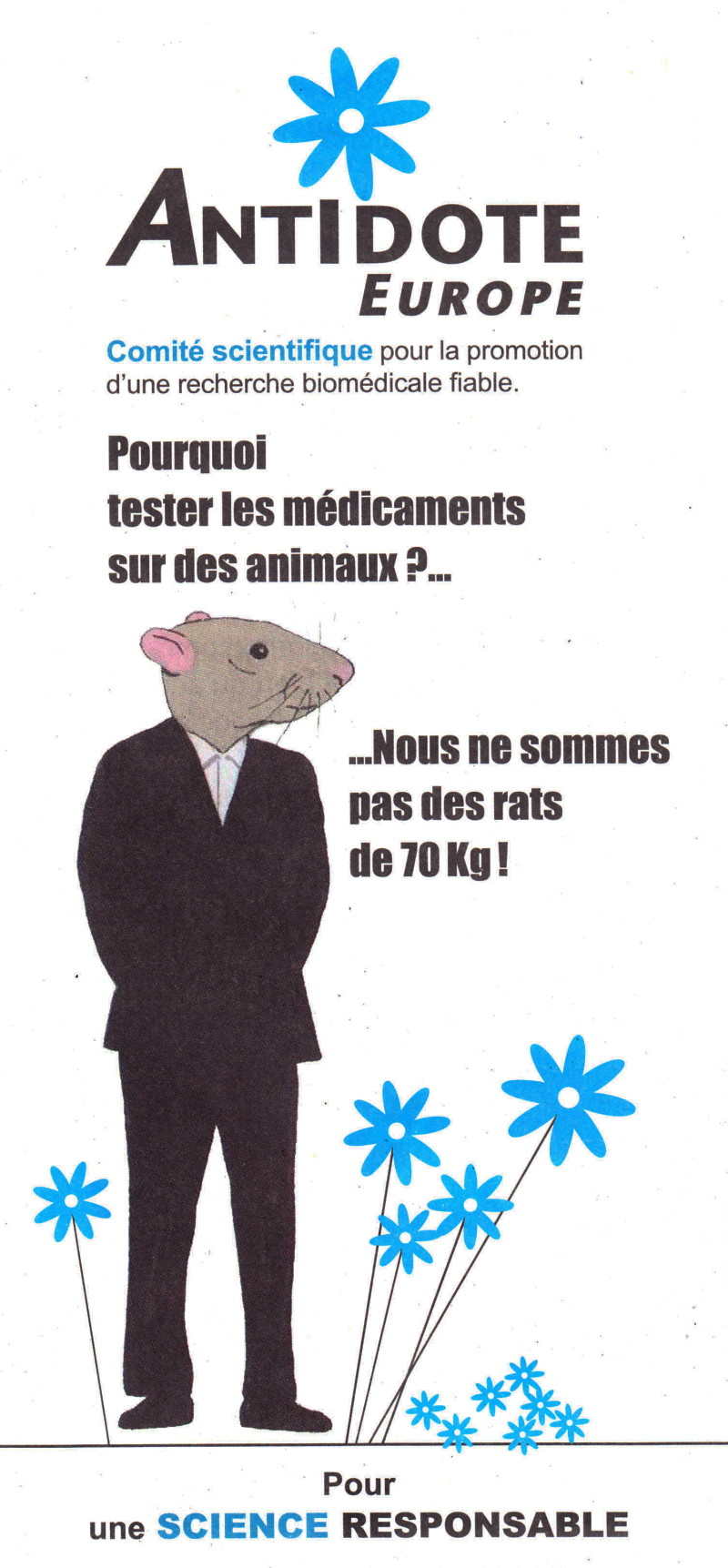 """""""Marche européenne contre la vivisection"""" 23/04/2011 Paris 1104230727201239648042625"""