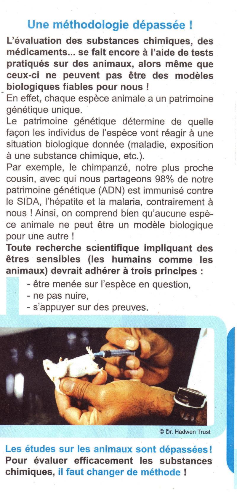 """""""Marche européenne contre la vivisection"""" 23/04/2011 Paris 1104230727211239648042626"""