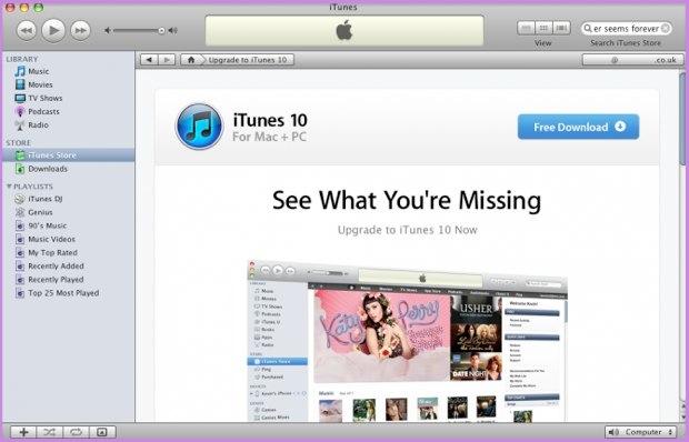 iTunes : Plus de Store pour les Macintosh G3 ? 1104250914081200808054868