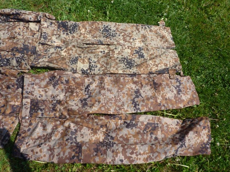 "Type 03 Plateau ""Tibet Flecktarn"" Camo Uniform 110430024151951478080421"