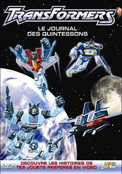 [US][FS] Transformers : Le journal des Quintessons [DVDRiP-FR]
