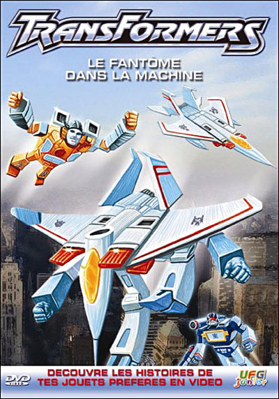 [US][FS]Transformers : Le fantôme dans la machine [DVDRiP-FR]