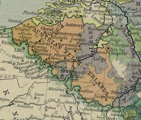 1713 - 2013 : onze grens bestaat 300 jaar 110502063836970738092933