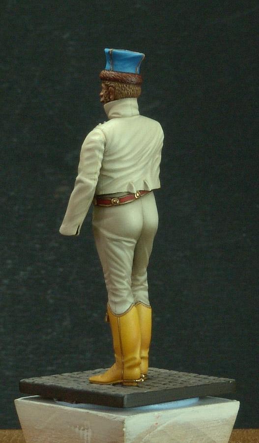 Officier de Hussard en Tenue de Nankin. (Il est fini,...enfin!) - Page 2 110503031225359348097621