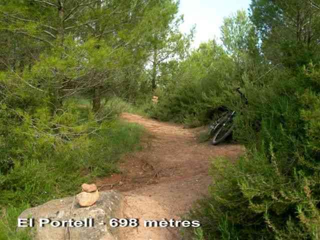El Portell - ES-B- 698 mètres