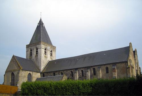 Romaanse kerken van Frans-Vlaanderen en Artesië 110512034756970738145884