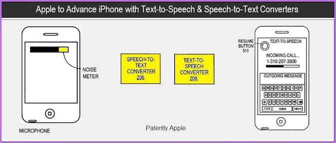 Apple : Brevet pour la reconnaissance vocale sur iOS 1105160733481200808168439