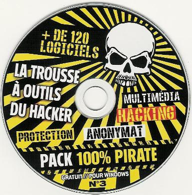 CD Pirate Informatique N°09 (Mai à Juillet 2011) [US]