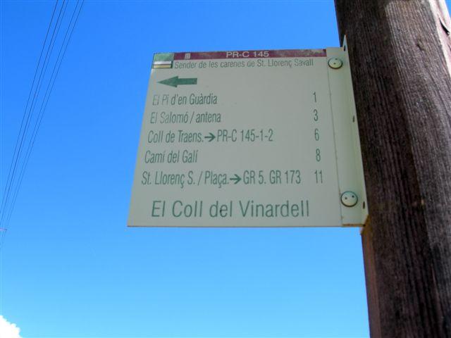 Collet del Vinardell - ES-B-0743b