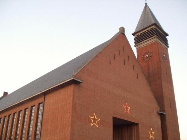 De kerken van de Wederopbouw na WO1 & WO2 110521094700970738193757